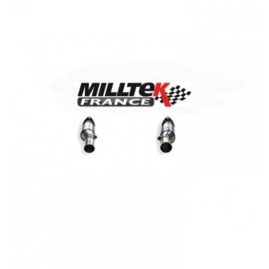 Catalyseurs Hi-Flow (Montage obligatoire avec SSXAM102) | Échappements Milltek