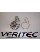 Pompe à eau Clio 2 RS - VERITEC Compétition