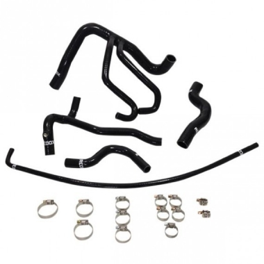 Kit 5 durites eau silicone REDOX PEUGEOT 206 RC 2.0 16V 177/180ch