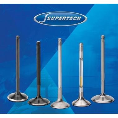 GM Vortec  4/5/6 cyl Soupape ADM 39 (+2,0mm) x 5.96 x 105.45mm / inox / nitrure noir / simple gorge / tulipage multi-angles