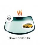 Pare-brise chauffant Renault Clio 3 RS