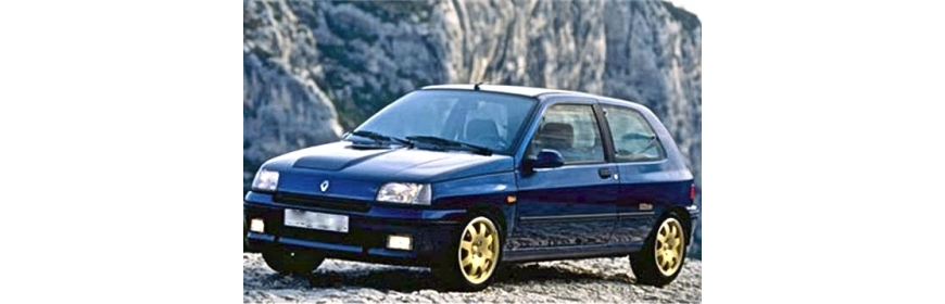 Clio Williams route