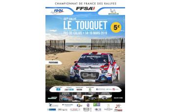 59ème Rallye du Touquet 2019