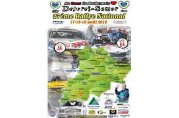 Rallye du Boulonnais 2018